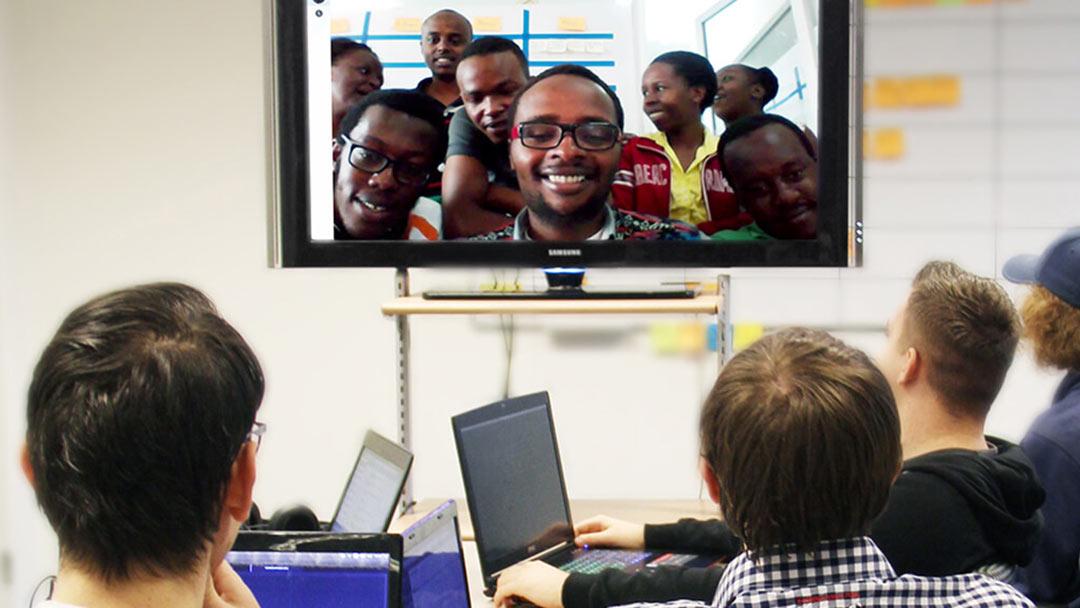 Fair Trade Software and Scrum Training in Nairobi